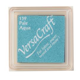 VersaCraft inktkussen small - Pale Aqua