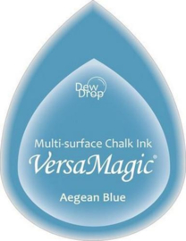 Versa Magic inktkussen Dew Drop Aegean blue GD-000-078