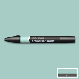 Winsor & Newton promarkers Brush - Pebble Blue
