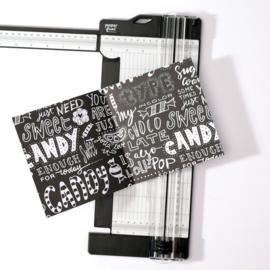 Paperfuel - Papiersnijder met rilfunctie 11 x 30,5 cm
