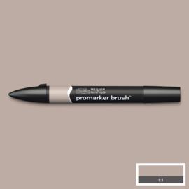 Winsor & Newton promarkers Brush - Warm Grey 2