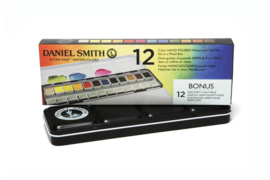 Daniel Smith Extra Fine Watercolor Aquarelset - set van 12 napjes