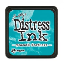 Tim Holtz Distress ink mini - Peacock feathers