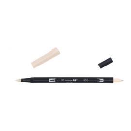 Tombow ABT Dual Brush Pen 850 light apricot