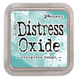 Tim Holtz Distress Oxide Inkt Pads groot - Evergreen Bough