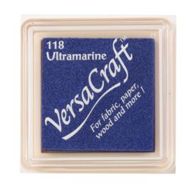 VersaCraft inktkussen small - Ultramarine