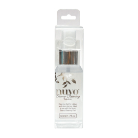 Nuvo stamp cleaning solution 50ml - 974N
