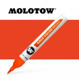 Molotow Aqua Color Brush Pen 005 Vermillion