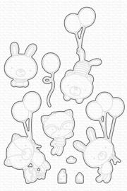 My Favorite Things Cutting Die namics - Balloon Besties