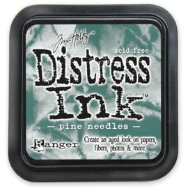 Tim Holtz Distress ink pad - pine needles