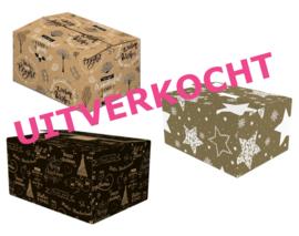 PRE-ORDER: ALL-IN December Surprise Box 2021 - KIDS, L & XL - Leverbaar week 46
