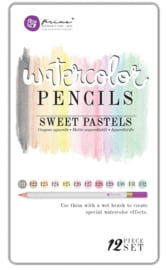 Prima Marketing inc Watercolor pencils sweet pastels - set van 12