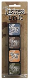 Tim Holtz distress mini ink kit 9