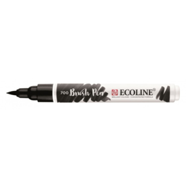 Talens Ecoline Brush Pen - 700 zwart
