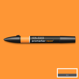 Winsor & Newton promarkers NEON - Radiant Orange