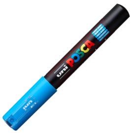 Uni Posca Paint Marker PC-1MC conische punt  - Lichtblauw