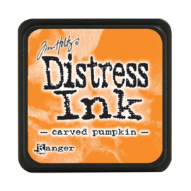 Tim Holtz Distress ink mini - carved pumpkin