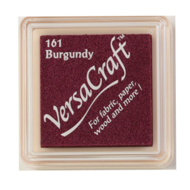VersaCraft inktkussen small - Burgundy