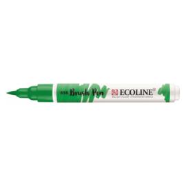 Talens Ecoline Brush Pen - 656 woudgroen