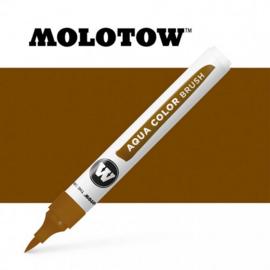 Molotow Aqua Color Brush Pen 019 Brown