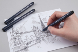 Tombow Fineliner Mono Drawing pen 01 zwart