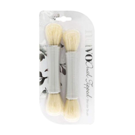 Tonic Studios Nuvo tools dual tipped blender brush - set van 2