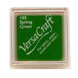 VersaCraft inktkussen small - Spring Green