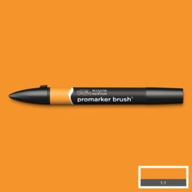 Winsor & Newton promarkers Brush - Amber