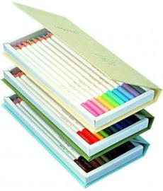 CI-RTA-30C KleurTombow Irojiten potloden set Rainforest,  set van 30 kleuren