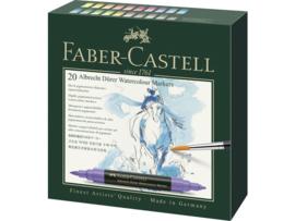 Faber Castell aquarel marker Albrecht Dürer - set van 20