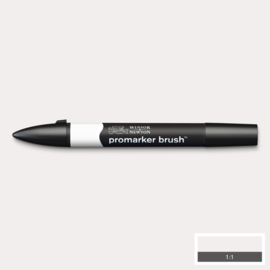 Winsor & Newton promarkers Brush - Cool Grey 1