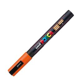 Uni Posca Paint Marker PC-3M  - Oranje