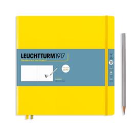 LEUCHTTURM 1917 Sketchbook Square 22,5 x 22,5 cm - 150 grams - Yellow