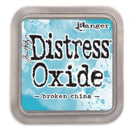 Tim Holtz Distress Oxide Inkt Pads groot - Broken china