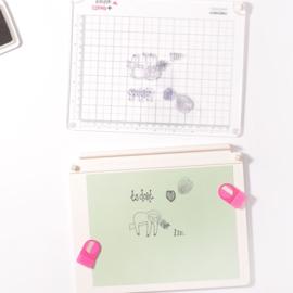 Vaessen Creative Stamp Easy+  22 x 16,6cm