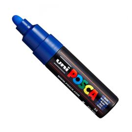 Uni Posca Paint Marker PC-7M - Blauw