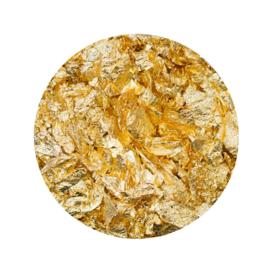 Tonic Studios Nuvo vergulden vlokken 200ml - goud (Gilding Flakes)
