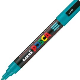 Uni Posca Paint Marker PC-5M - Emelard groen
