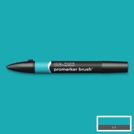 Winsor & Newton promarkers Brush - Turquoise