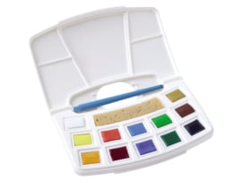 Talens Art Creation aquarel- verf pocketbox 12 napjes