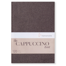 Hahnemühle The Cappuccino Book A5 - 80 pagina's - Lichtbruin papier