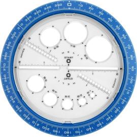 Helix hoek & cirkel maker