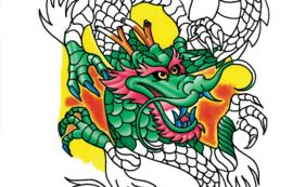 Chameleon Alcohol based Pens - Primary Color Tones - set van 5