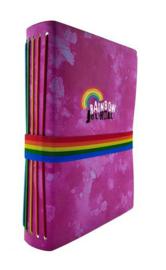 Studio Light Rainbow Journal 16 x24 cm -Marlene's World nr.13