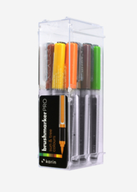 Karin Brushmarker PRO Sun & Tree  colours - set van 12