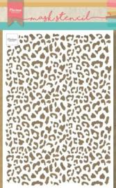 Marianne Design Mask stencils - Leopard - A5