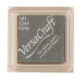 VersaCraft inktkussen small - Cool gray