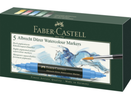 Faber Castell aquarel markers