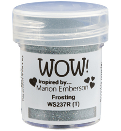 WOW embossing Glitter - Frosting WS237R