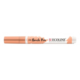 Talens Ecoline Brush Pen - 258 abrikoos